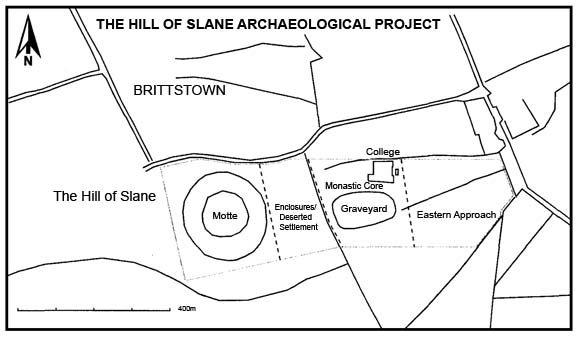 Hill of Slane Archaeological Project